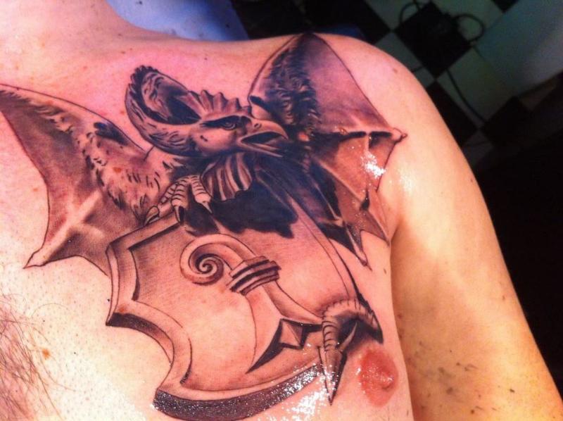 basilisk-tattoo