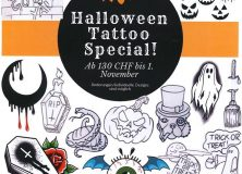 Halloween Tattoo Designs